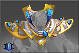 Cosmetic icon Iceforged Shoulders.png