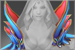 Cosmetic icon Royal Winterbloom Shoulder.png