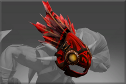 Cosmetic icon Hood of the Scarlet Raven.png