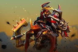 Cosmetic icon Oni Knight the Dark Conqueror Loading Screen.png