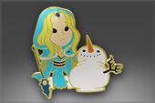 Значок: Crystal Maiden