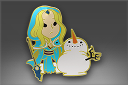 Cosmetic icon Pin Crystal Maiden.png