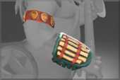 Bracers of the Warstomp Clan