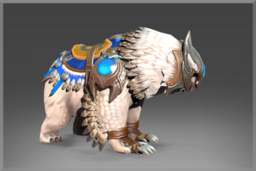 Cosmetic icon Companion of the Arctic Owlbear Clan.png