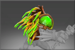 Cosmetic icon Emerald Frenzy Spikes.png