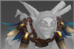 Cosmetic icon Kindred of the Cursed Raiments.png