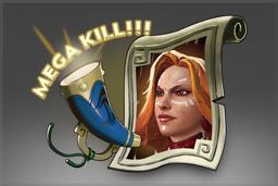 Cosmetic icon Mega-Kills Lina.png