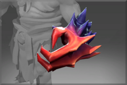 Cosmetic icon Carapace of Buki'vak the Corrupted.png