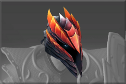 Cosmetic icon Helm of the Burning Scale.png