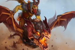 Cosmetic icon Loading Screen of the Rowdy Firebrand.png