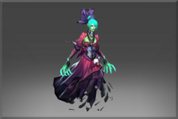 Cosmetic icon Regalia of the Mortal Coil Set.png
