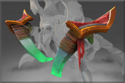 Cosmetic icon Sacred Orb Venom Claws.png