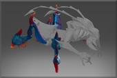 Legs of the Master Weaver