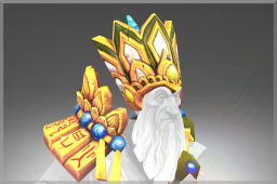 Cosmetic icon Crown of the Skyfire Apostate.png