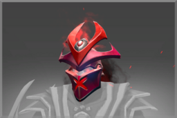 Cosmetic icon Dam'arakan Muzzle of the Crimson Witness.png
