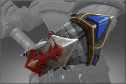 Cosmetic icon Gauntlet of the Iron Drakken.png