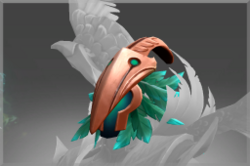 Cosmetic icon Helm of the Penitent Scholar Alt.png