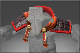 Cosmetic icon Pauldrons of the Gwimyeon Warrior.png