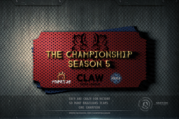 Cosmetic icon Claw Dota League - The Championship 5.png