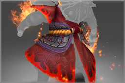 Cosmetic icon Master of the Searing Path Belt.png