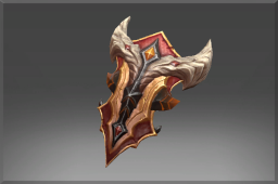 Cosmetic icon Shield of Blazing Oblivion.png