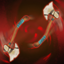 Whirling Axes (Melee) icon.png