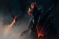 Загрузочный экран: Knight of the Burning Scale
