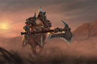 Lord of the Vicious Plains Loading Screen