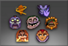 Pacote de Emoticons do International 2015 II
