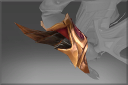 Cosmetic icon Bracers of Blazing Oblivion.png