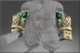 Cosmetic icon Plated Bracers of the Demon Stone.png