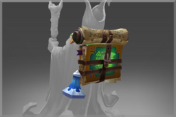 Cosmetic icon Tome of the Itinerant Scholar.png