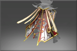 Cosmetic icon Cloak of Volatile Majesty.png