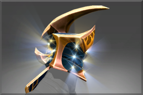 Dota 2 Mod Razor Golden Severing Crest Immortal Items: Golden Severing Crest