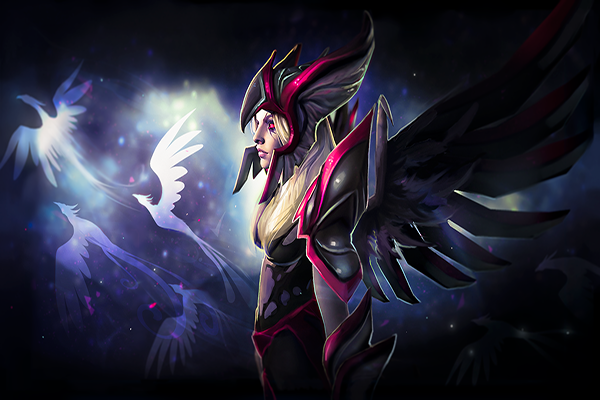 Vengeful Spirit Dota  Item Build