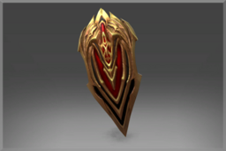 Cosmetic icon Shield of the Eldwurm Crest.png