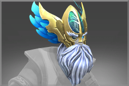 Cosmetic icon Visage of the Midnight Sun.png