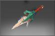 Blade of Tellurian Trespass