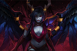 Cosmetic icon Raiments of Twilight Shade Loading Screen.png