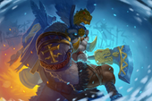 Hammer of the Guarded Word Loading Screen