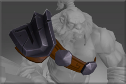 Cosmetic icon Saberhorn's Pauldron.png
