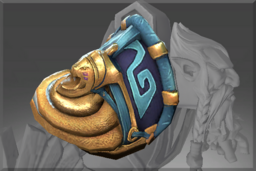 Cosmetic icon Gilded Mark of the Haruspex.png