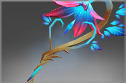 Cosmetic icon Royal Winterbloom Weapon.png