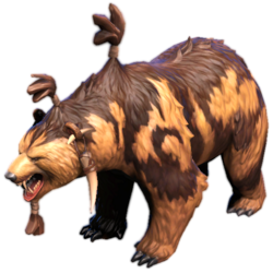 Lone Druid Spirit Bear model.png