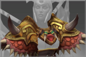 Crimsonwing Slayer Shoulders