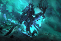 Mark of the Mistral Fiend Loading Screen