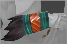 Cosmetic icon Bracer of the Proudsilver Clan.png