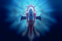 Загрузочный экран: Frozen Star