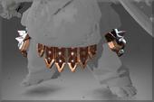 Gladiator's Revenge Belt
