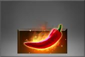 The International 10 Battle Pass - Consumable Hot Pepper